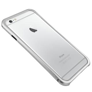 【iPhone6ケース】DRACOdesign アルミニウムバンパー Tigris シルバー iPhone 6_4