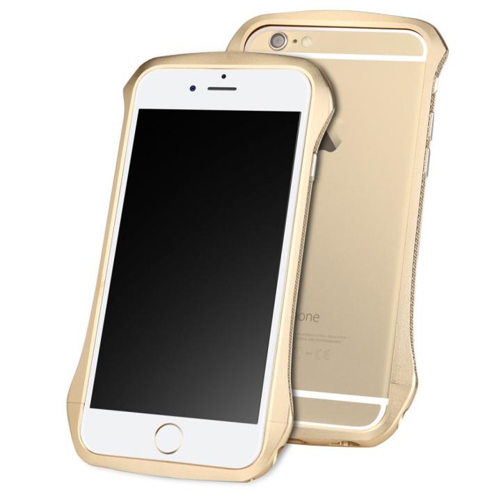 【iPhone6ケース】DRACOdesign アルミニウムバンパー Ventare 6 ゴールド iPhone 6_0
