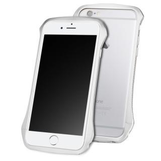 【iPhone6ケース】DRACOdesign アルミニウムバンパー Ventare 6 シルバー iPhone 6
