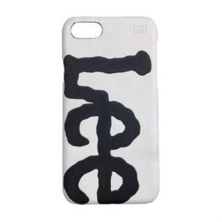 【iPhone6 ケース】Lee デニム合皮背面ケース ホワイト iPhone 8/7/6s/6【9月上旬】