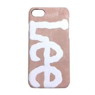 iPhone8/7/6s/6 ケース Lee デニム合皮背面ケース ピンク iPhone 8/7/6s/6【8月上旬】