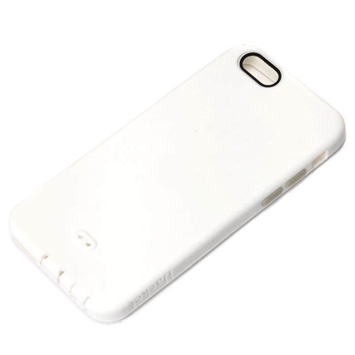 シリコンソフトケース ホワイト iPhone 6