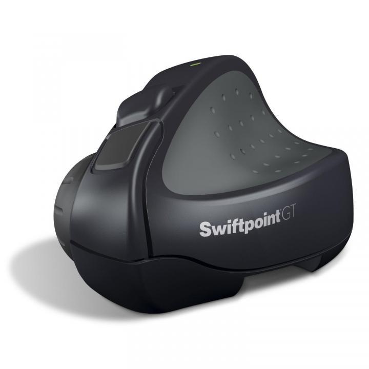 Swiftpoint GT タッチジェスチャー機能搭載 小型ワイヤレスBluetoothマウス