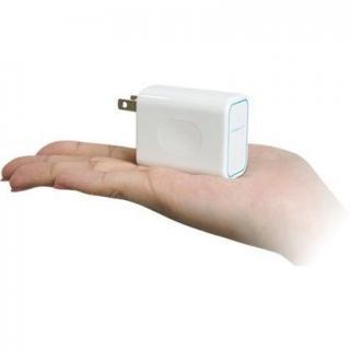 コンセント直挿型トラベル無線LANルータ ちびファイ3 11n/g/b対応_3