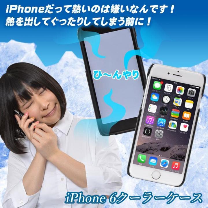 冷却シート付クーラーケース iPhone 6