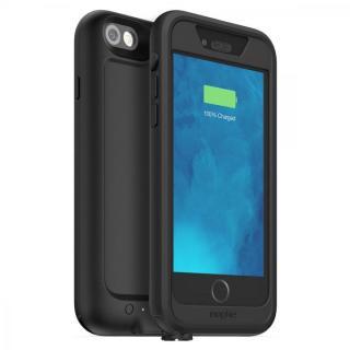 【iPhone6s/6ケース】[2750mAh]防水・耐衝撃バッテリー内蔵ケース mophie H2PRO ブラック iPhone 6s/6
