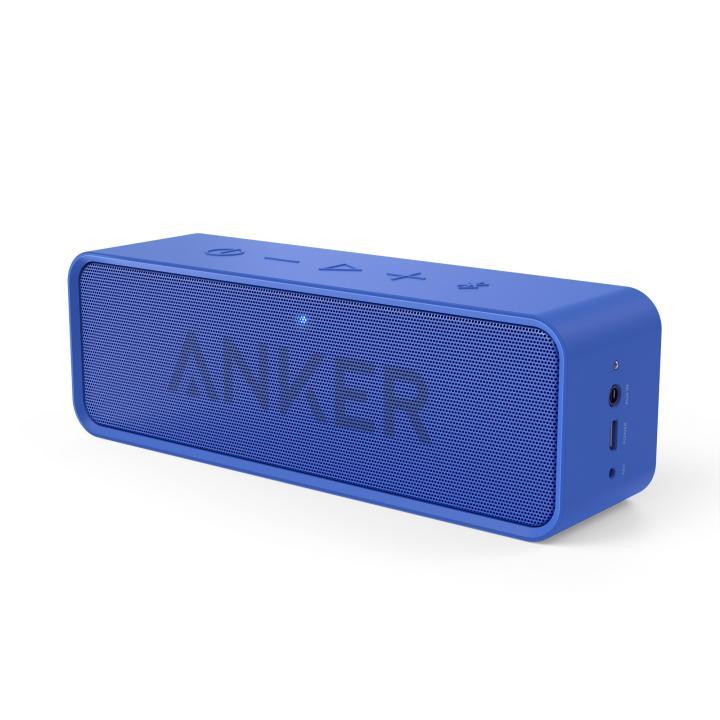 Anker SoundCore ポータブル Bluetooth4.0 スピーカー ブルー【10月下旬】_0