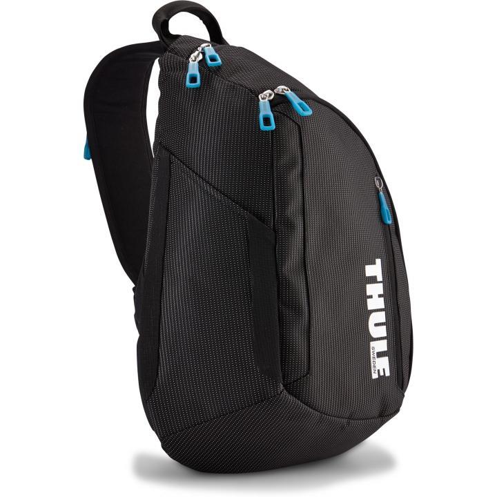 高い収納力と耐久性 スリングバッグ Thule Sling Bag ブラック_0