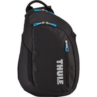 高い収納力と耐久性 スリングバッグ Thule Sling Bag ブラック_2