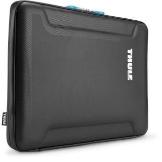 高い収納力と耐衝撃性 MacBookPro15インチ用スリーブケース Thule Gauntlet ブラック