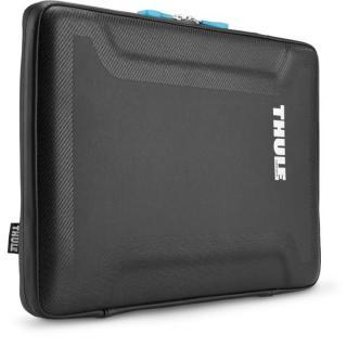 高い収納力と耐衝撃性 MacBookPro13インチ用スリーブケース Thule Gauntlet ブラック