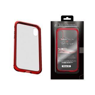 308d6ba79a iPhone XR ケース アルミバンパー 360STRONG レッド iPhone XR【7月下旬】 ...