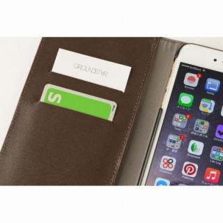 【iPhone6ケース】ES DRY GOODS STORE 手帳型ケース 毛皮 iPhone 6_3