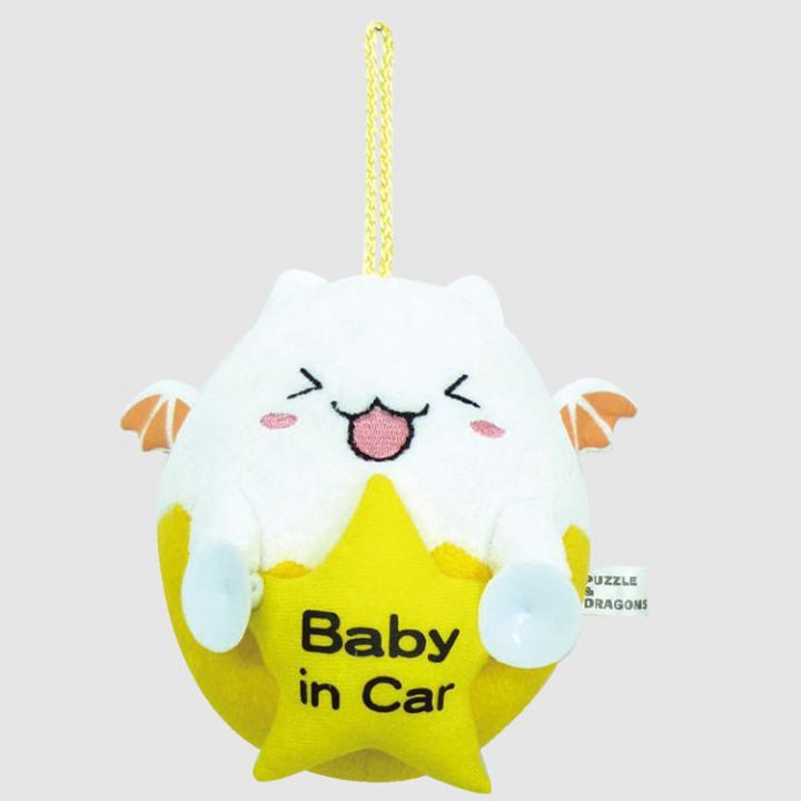 パズドラ たまドラ メッセージマスコットL 「Baby in Car」_0