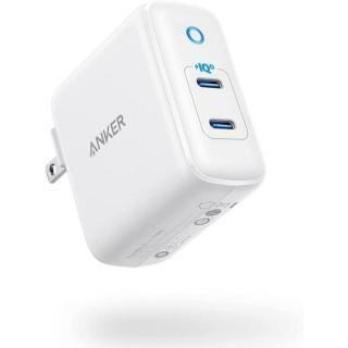 Anker PowerPort III Duo 20W 2ポートUSB急速充電器 改善版 ホワイト