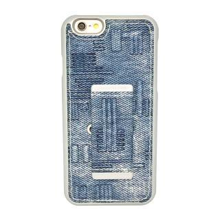 HandL スタンドケース デニム iPhone 6s/6