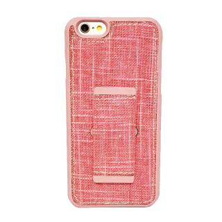 HandL スタンドケース ピンク iPhone 6s/6
