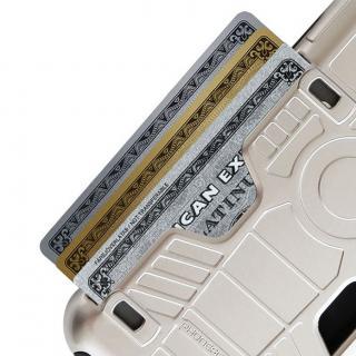【iPhone6s/6ケース】磁気エラー防止シート付属 PhoneFoam FURY リング版 レッド iPhone 6s/6_4