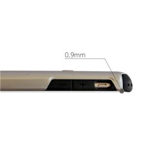 【iPhone6s/6ケース】磁気エラー防止シート付属 PhoneFoam FURY リング版 レッド iPhone 6s/6_5