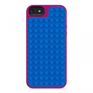 Belkin iPhone SE/5s/5対応レゴケース (ブルー/パープル)
