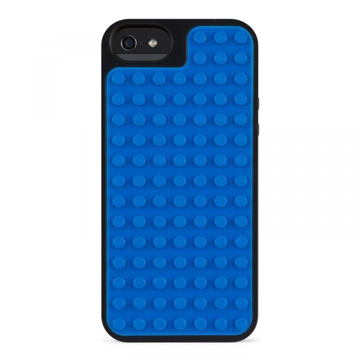 iPhone SE/5s/5 ケース Belkin iPhone SE/5s/5対応レゴケース (ブルー/ブラック)_0