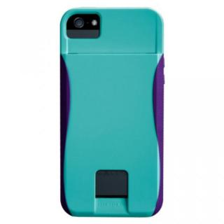 【iPhone SE/5s/5ケース】Case-Mate POP Pool Blue/Violet Purple  カードホルダー付 ケース