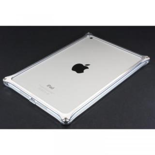 こだわりの日本製 ソリッドバンパー  iPad mini/2/3 シルバー