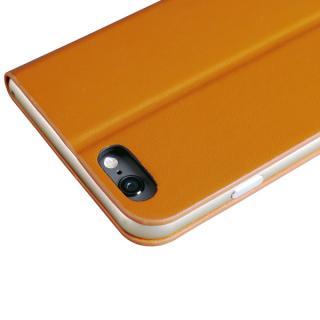 【iPhone6ケース】手帳×アルミバンパーケース Cuoio 黒×ゴールド iPhone 6_3