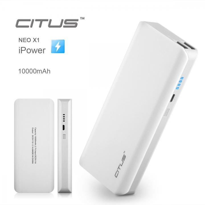 [10000mAh] CITUS NEO X1 モバイルバッテリー_0