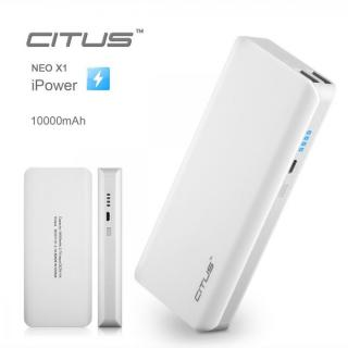 [10000mAh] モバイルバッテリー NEO X1