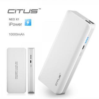 [10000mAh] CITUS NEO X1 モバイルバッテリー
