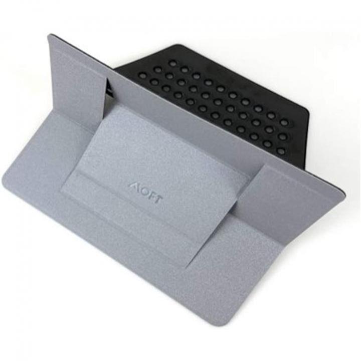 MOFT Laptop Stand Gold 2020年夏モデル シルバー_0