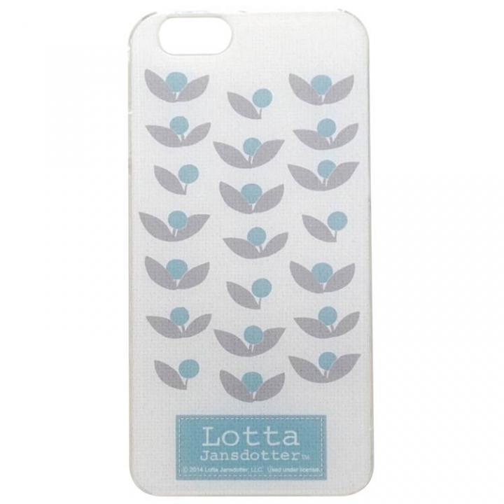 iPhone6 ケース ロッタ・ヤンスドッター デザインハードケース トーヴァ ブルー iPhone 6_0