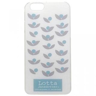 iPhone6 ケース ロッタ・ヤンスドッター デザインハードケース トーヴァ ブルー iPhone 6