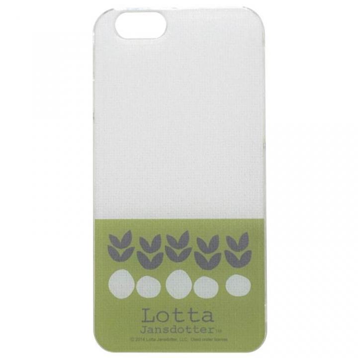 iPhone6 ケース ロッタ・ヤンスドッター デザインハードケース カル グリーン iPhone 6s/6_0