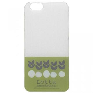 iPhone6 ケース ロッタ・ヤンスドッター デザインハードケース カル グリーン iPhone 6s/6