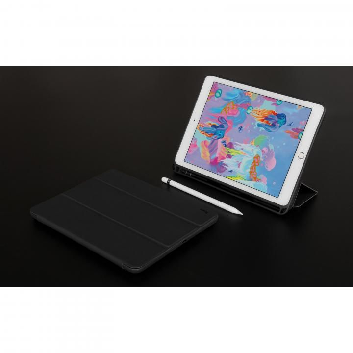 TORRIO Plus  for iPad  9.7 インチ  Black  Apple Pencil( アップル ペンシル )スロット付き_0