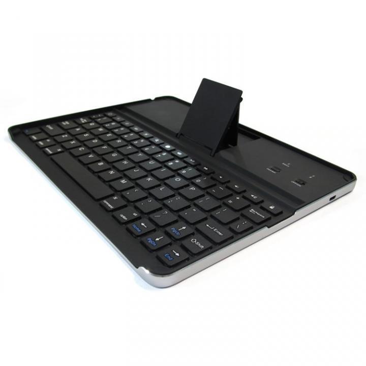 Bluetoothキーボード スタンド付き薄型アルミケース  iPad(第3世代)/iPad2_0