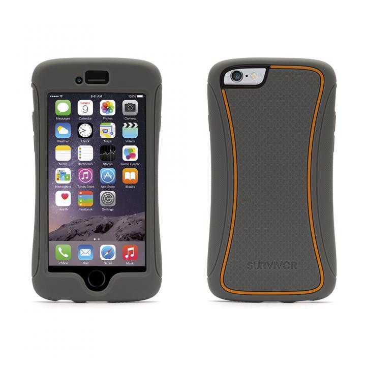 【iPhone6ケース】Survivor 耐落下衝撃 二層構造ケース SlimTwoTone iPhone 6_0
