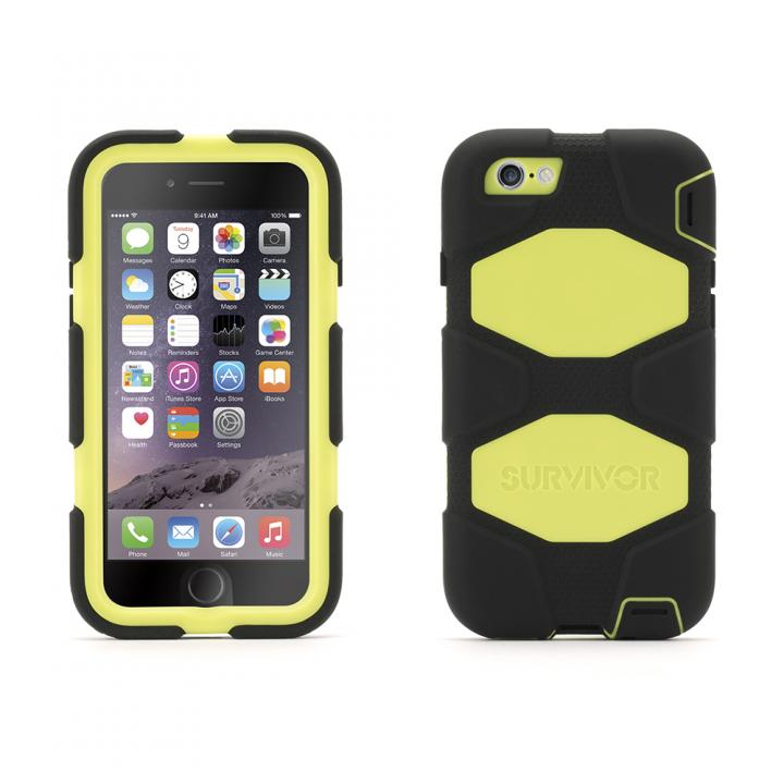 【iPhone6ケース】Survivor 防滴防塵耐落下衝撃 三層構造ケース All-Terrain iPhone 6_0