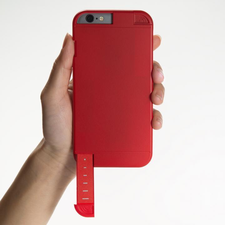 iPhone6 ケース 3G/4G シグナル拡張ケース LINKASE PRO レッド iPhone 6_0