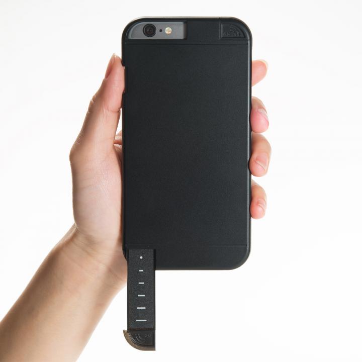 iPhone6s/6 ケース 3G/4G シグナル拡張ケース LINKASE PRO ブラック iPhone 6s/6_0