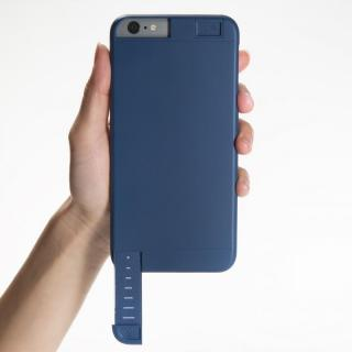 3G/4G シグナル拡張ケース LINKASE PRO ブルー iPhone 6 Plus