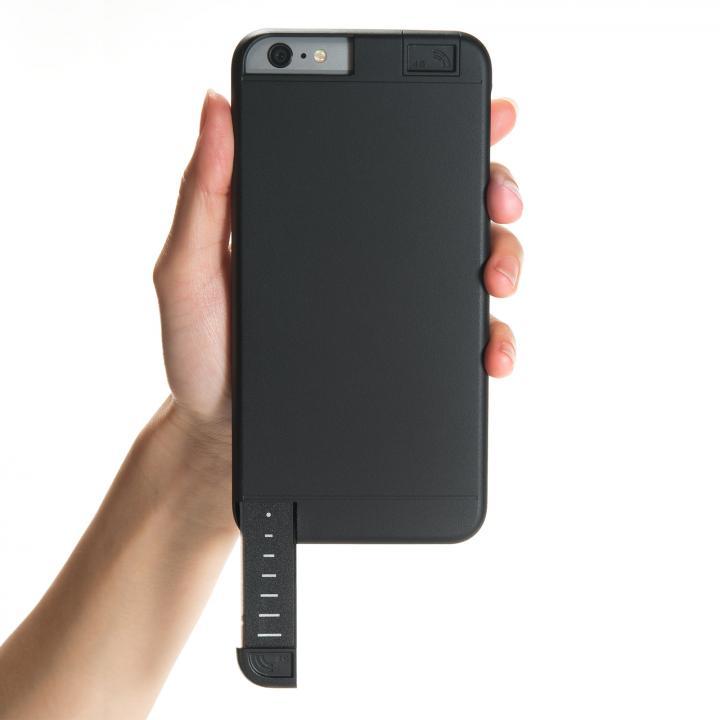 3G/4G シグナル拡張ケース LINKASE PRO ブラック iPhone 6 Plus