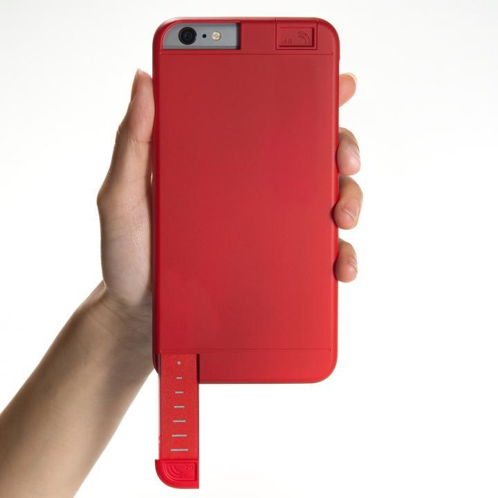 3G/4G シグナル拡張ケース LINKASE PRO レッド iPhone 6 Plus