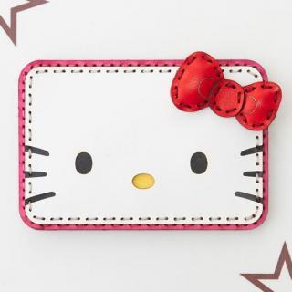 ハローキティ カードケース ピンク