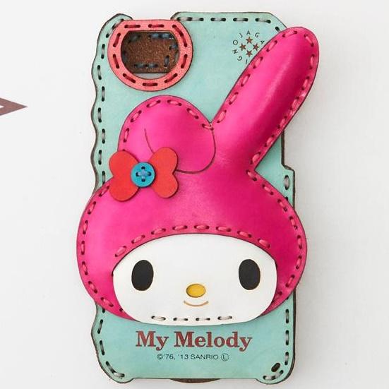 【iPhone SE/5s/5】サンリオ マイメロディ パールブルー iPhone SE/5s/5ケース_0