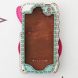 【iPhone SE/5s/5】サンリオ マイメロディ パールブルー iPhone SE/5s/5ケース_1