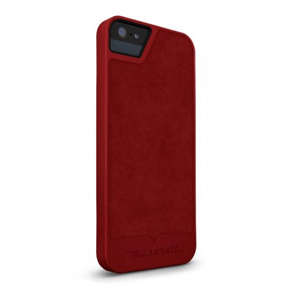 【iPhone SE/5s/5ケース】Maserati Calandra-S レッド iPhone SE/5s/5ケース_0