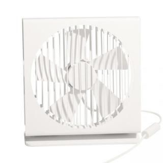 VH  置き型 USB ファン 扇風機 ホワイト【7月上旬】